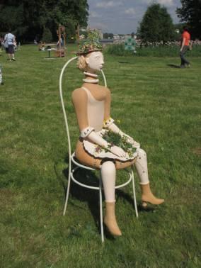 ланшафтная скульптура